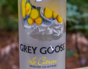 Grey Goose Le Citron Vase 750 mL