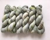 Sock Hand Dyed Australian 80/20 Merino Nylon Revelry Sock 4 ply fingering knitting yarn Weebill