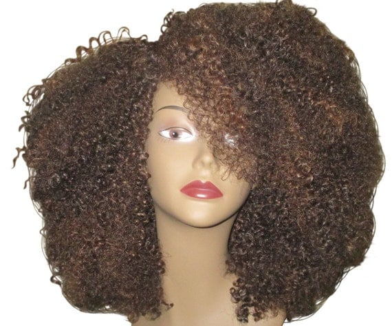 Human Hair Human Hair Blend Bob Styled & Short Lacefront Wigs Crochet ...