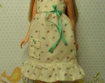 SkKIPPER DOLL -- Floral Shift Dress --