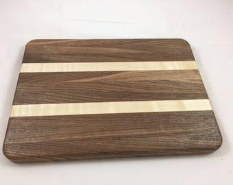 Cutting Board, Butcher block cutting board