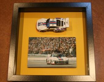 Framed Porsche 935