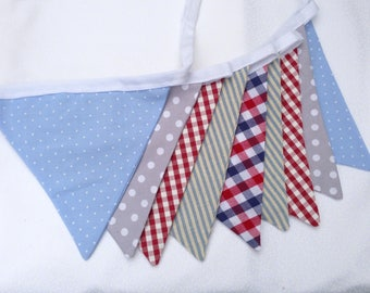 Handmade decorative cotton bunting