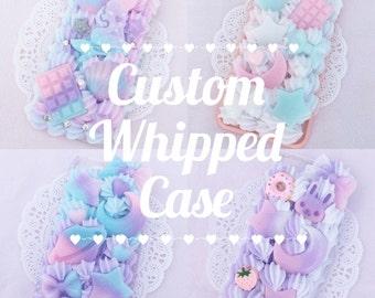 Custom Whipped Case