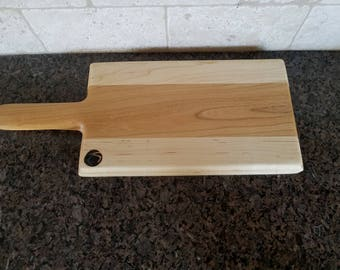 Small cutting Board with handle