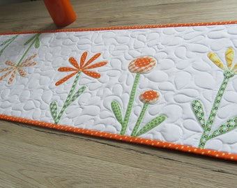 Quilt table runner, table runner