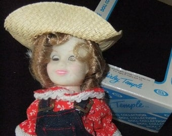 Shirley Temple Doll vintage 1982 boxed by Ideal