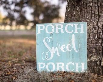 Porch Sweet Porch