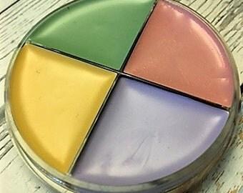 Quad Color corrector palette