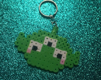 Alien from toy story keychain
