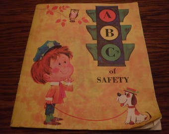 SALE** ABCs of Safety