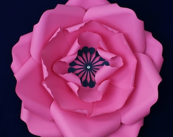 """Medium size , giant paper flower, large paper flower, big paper flower for any occasion """"POPULAR"""""""
