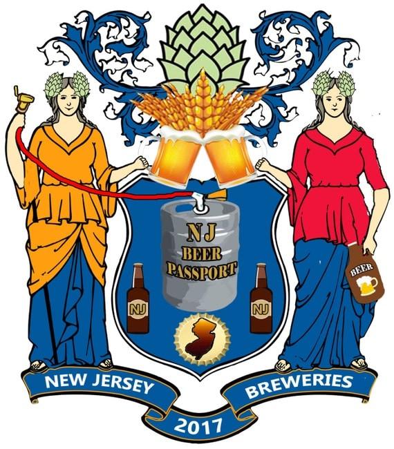 NJ Brewery Passport