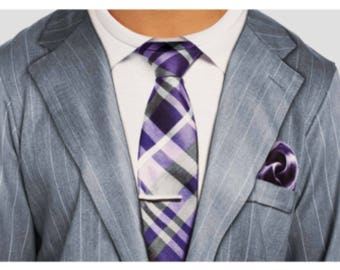Suit and Jacket Sport Coat Tie SWEATSHIRT all over screen-print costume TOO COOL! Size Large