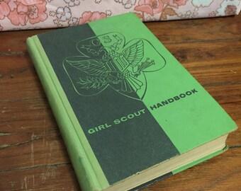 Girl Scout Handbook (1954)