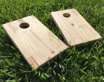 Tabletop Corn hole Game!