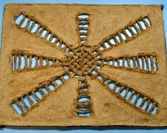 Amate Paper Art #003