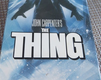 The Thing VHS Horror Thriller