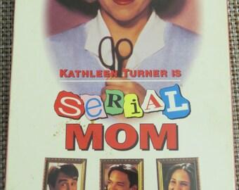 Serial Mom VHS Tape Kathleen Turner By HBO
