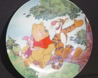 Tree Top Trio - Winnie the Pooh Collector Plate - Pre-owned (JF)