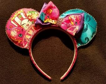 Shopkins Disney Inspired Ears