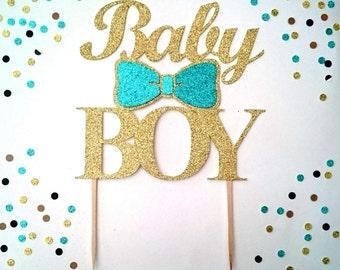 Baby boy, Oh boy, Baby shower, Gender reveal, Cake topper, Baby shower cake topper, Party decorations, baby shower decorations, its a boy
