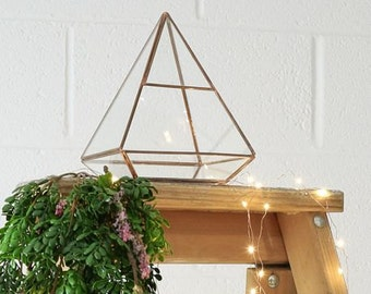 The pyramid terrarium