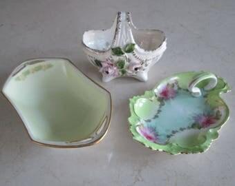 Vintage Trinket Dishes