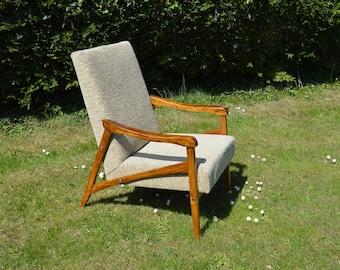 1960s Vintage Retro Danish Lounge Chairs