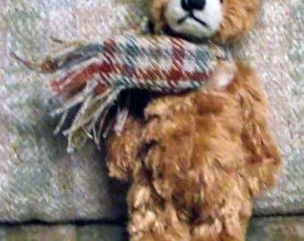 """Miniature bear """"Original"""" Herrmann """", approx. 11 cm"""
