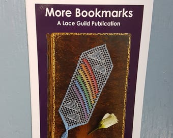 More Bookmarks for Lace Making.  Published by the The Lace Guild  NEW