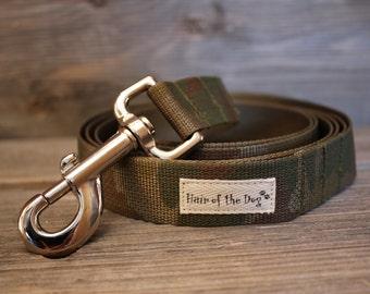 Custom Made DoG Leash from Hair of the DoG Collars