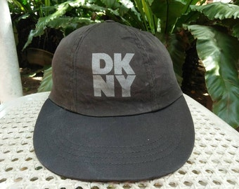 Rare Vintage DKNY Cap Hat Free size fit all