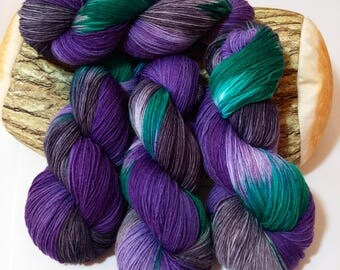 Hand dyed 4-from the House of Zitron trekking 100 g