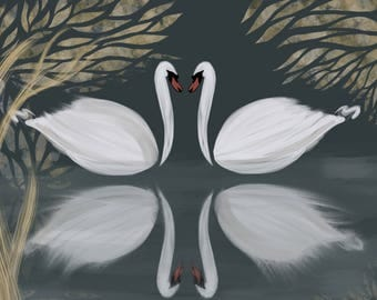 Sultry Swans