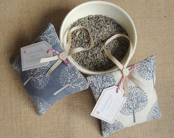 Fragrant Lavender Sachets, Lavender Hangers, Tree of Life Lavender Bags, Wardrobe Scenters, Teacher Gift, New Home Gift, Limited Edition