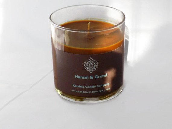 Hansel and Gretel Scented Candle in Straight Tumbler
