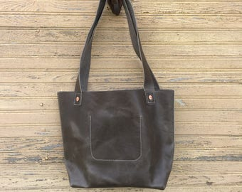 Leather Tote Bag, Leather Bag, Tote Bag, Shoulder bag, Leather purse, Purse, Ladies Bag, Women's Tote Bag, Hand Bag, Bag