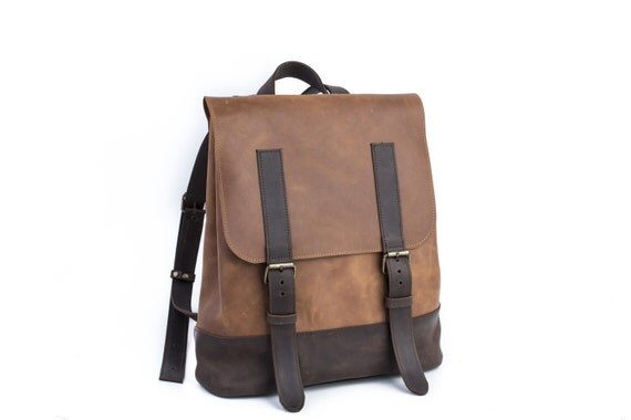 womens leather backpack leather back pack hipster backpack. Black Bedroom Furniture Sets. Home Design Ideas
