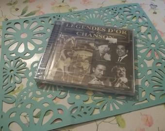 Legendes D'Or De La Chanson Vol. 3