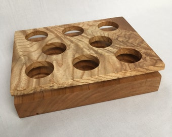 Essential Oil Holder / Rollerball Holder / EO Holder / Storage / Organizer / Wood