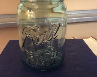 Ball perfect mason canning jar