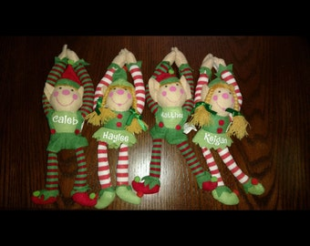 Personalized Elf Great Gift or Stocking Stuffers