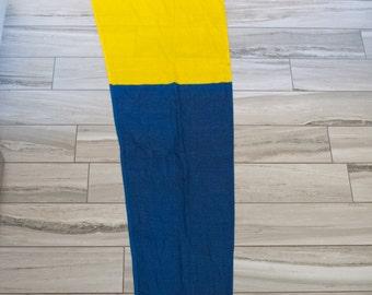 """Maritime Signal Flag Numerical Pennant """"5"""""""