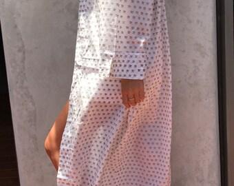 Sale *** Kiyomi Stardust Kimono Robe Dressing Gown