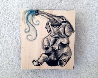 Baby Elephant Joy