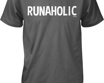 Runaholic Men's T-shirt, NOFO_00538
