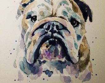SINGLE Custom Pet Portraits