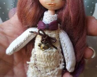 Pitt ooak doll