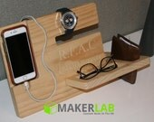 Personalised Mobile Phone Docking Station